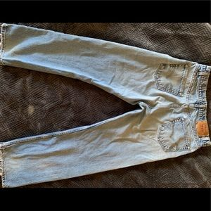 VINTAGE Distressed Levi's Jeans w/ CLASSIC TAG
